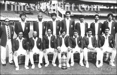 List of Cricket World Cup finals