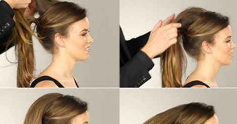 Easy Loose Hairstyles For Long Hair To Do At Home Step By Step - Hairstyles easy to do at home