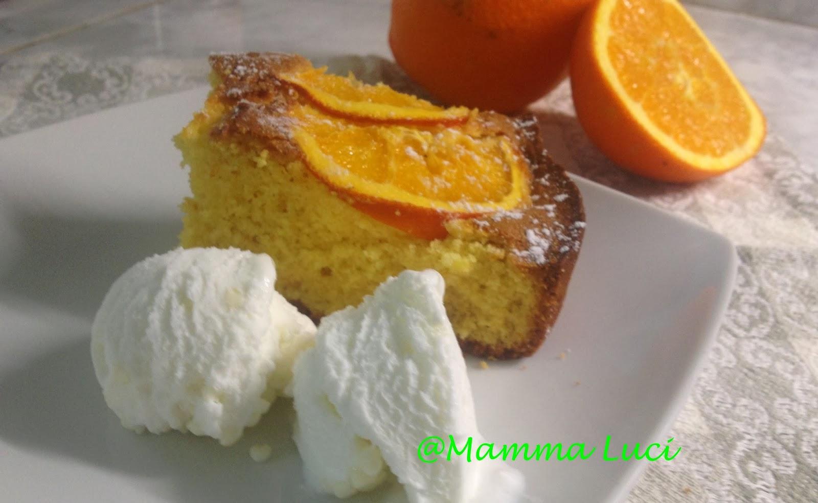 #Torta all' #arancia #mammaluci