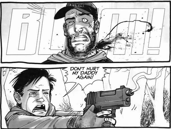 The Walking Dead: Rick mató a Shane; ¿qué pasará ahora?
