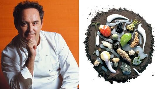 Chef jack comida a mi manera tendencias culinarias for Deconstruccion gastronomica