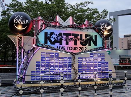 思い出やまもり: KAT-TUN LIVE T...