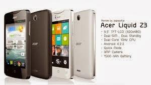 harga Acer Liquid Z130 spesifikasi terbaru