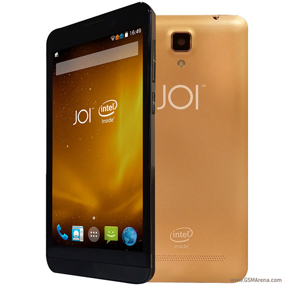 JOI Phone 5 Con Processore Intel Atom X 3 Powered Lanciato