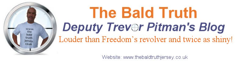 The Bald Truth - Blog of Trevor Pitman