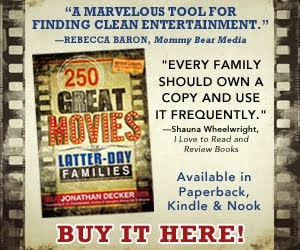BUY MY BOOK ON FAMILY-FRIENDLY MOVIES