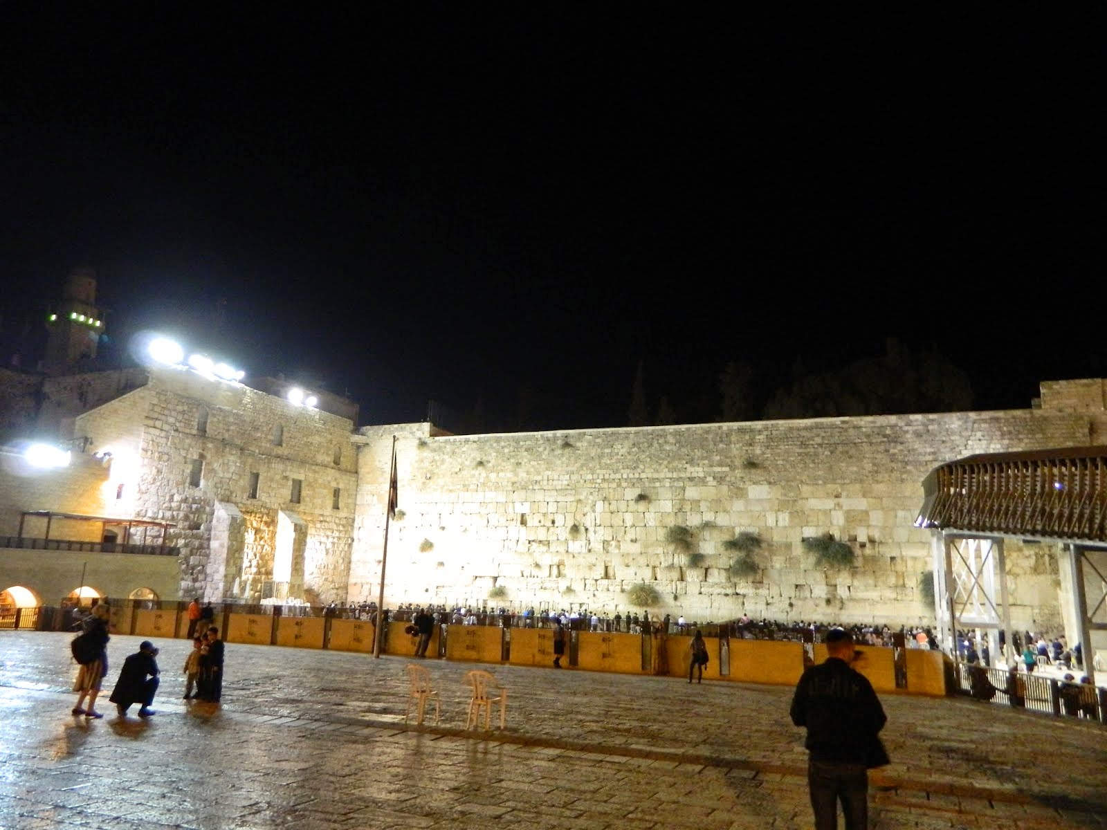 СТІНА ПЛАЧУ (ЄРУСАЛИМ, ІЗРАЇЛЬ, 2013)