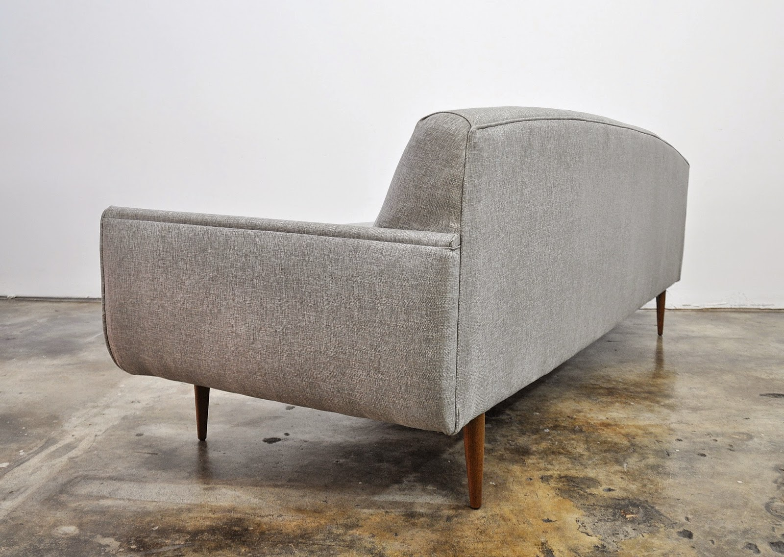 SELECT MODERN Mid Century Modern Gondola Sofa