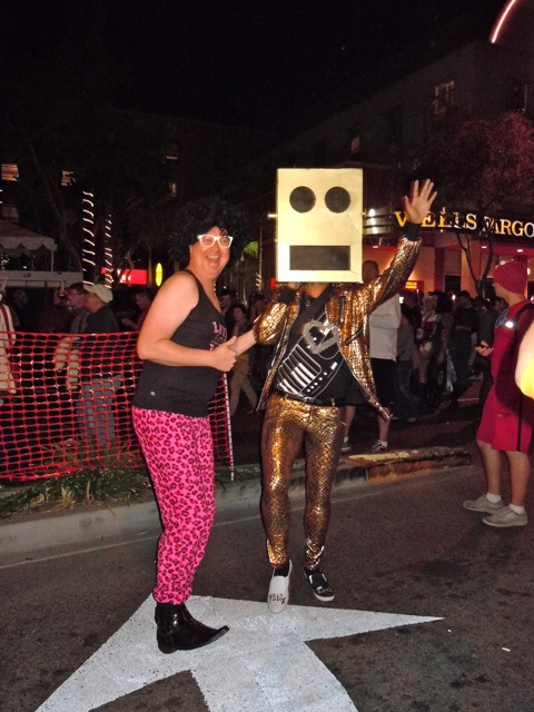 LMFAO West Hollywood Carnaval 2011