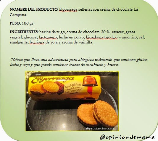 POST INVITADO: GALLETAS RELLENAS DE CHOCOLATE ELGORRIAGA   Foto de %title