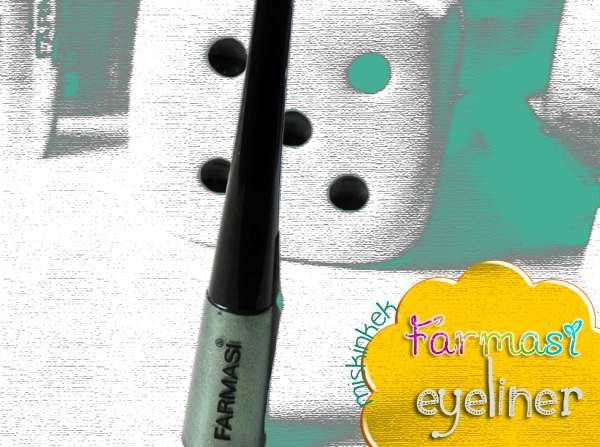 farmasi-kozmetik-simli-yesil-eyeliner