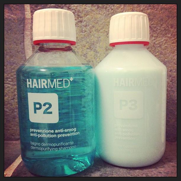 Hairmed, anti smog, smog, capelli, prodotti per capelli, capelli secchi, review, recensione, beauty blog