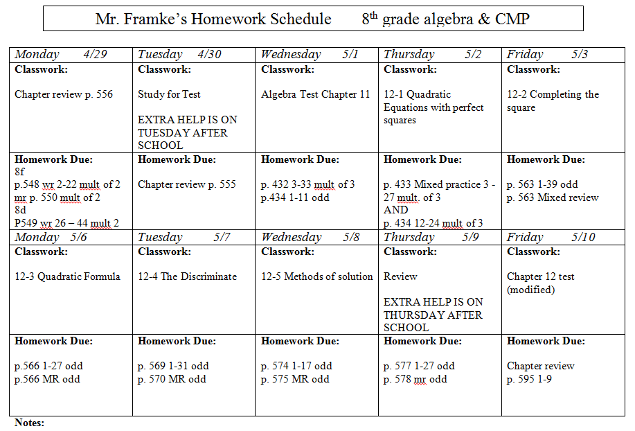 This is a picture of Agile 3rd Grade Homework Sheet