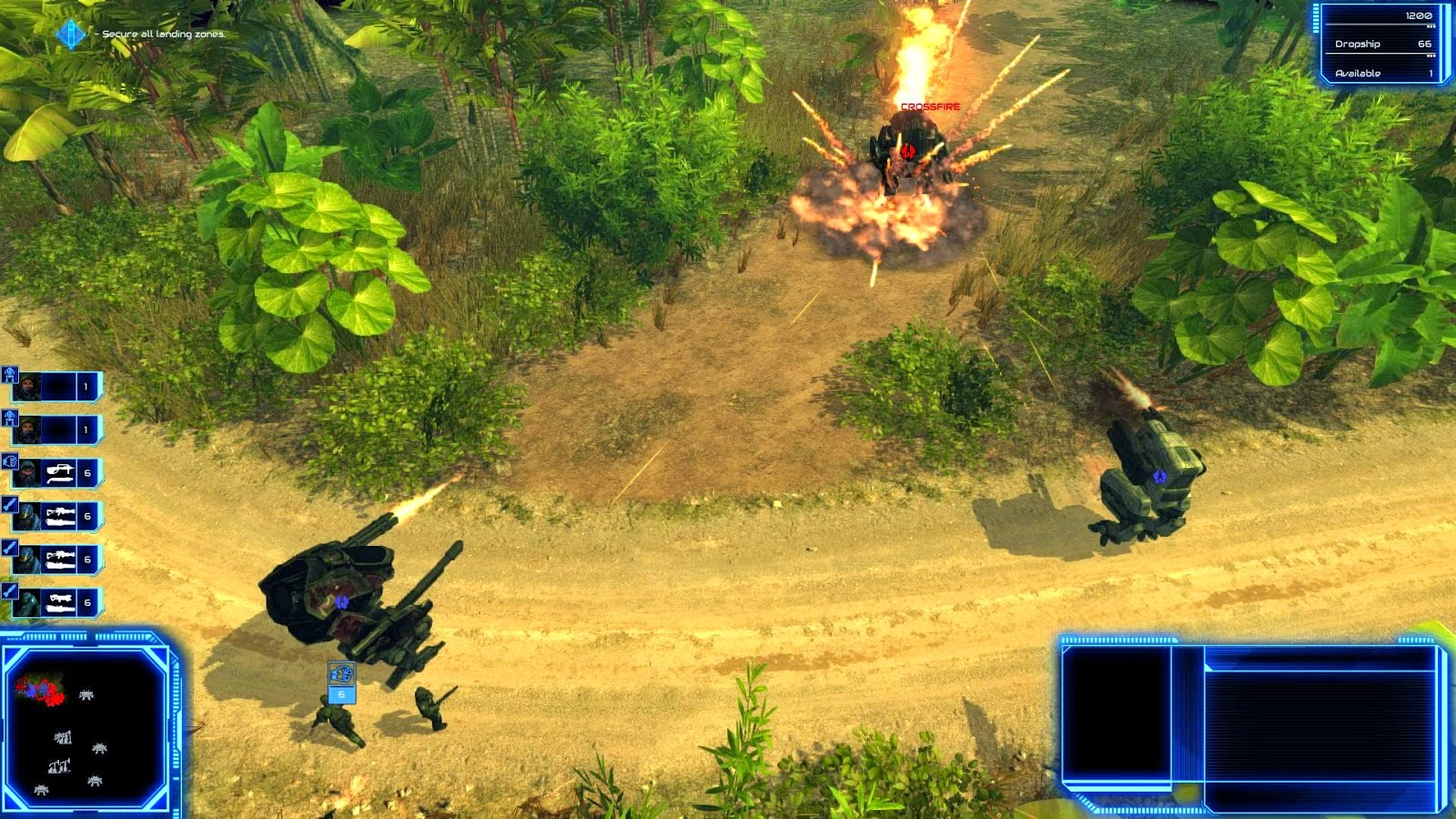 Game Mechs & Mersc:Black Talons Full Crack Terbaru 2015 screenshot by www.jembercyber.blogspot.com