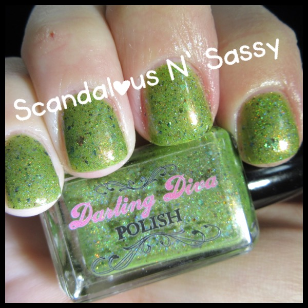 Darling Diva Polish Do or Do Not, There is No Try