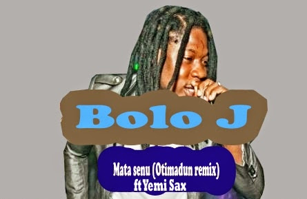 Hot New Single from Bolo J