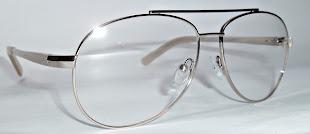 Mod: MG: 3350 Armação para óculos de grau Aviador