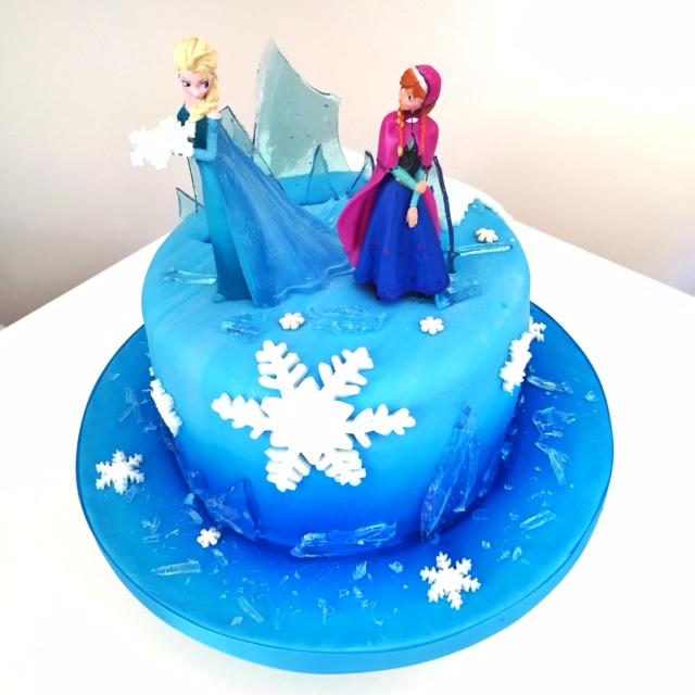 Cake Frozen Fondant