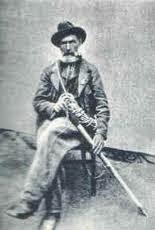 foto Jean Antoinr CARREL  1829 - 1890