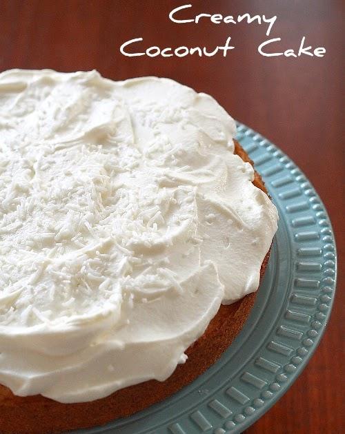 Lemon Drop: Heavenly Coconut Seduction Cake