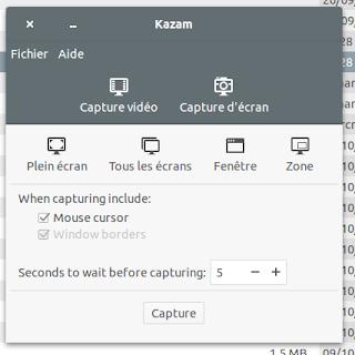 Comment enregistrer votre écran sous Ubuntu, avec Kazam, A Unix Mind In A Windows World