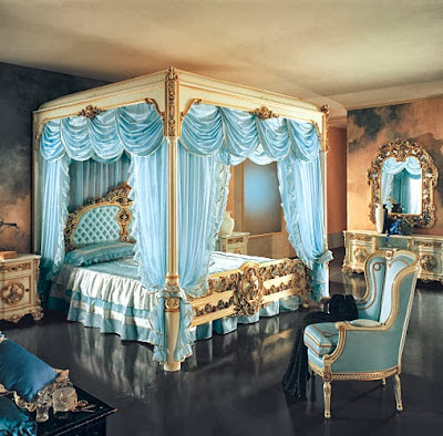 Interior Design and Home Decoration - Luxury and Royal Bedroom