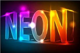 Tutorial Membuat Tulisan Dengan Efek Neon