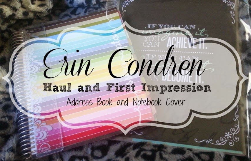 Erin Condren Address Book