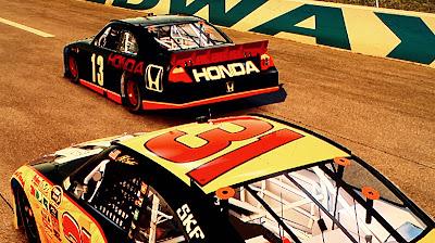 NASCAR HONDA