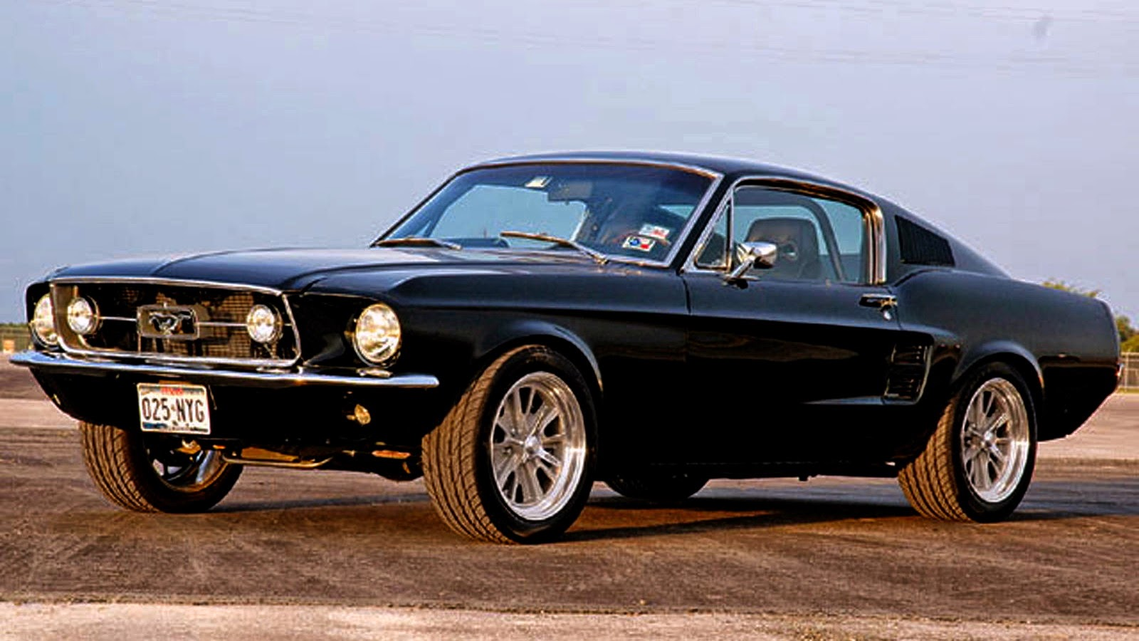 The Fast And Furious Tokyo Drift 1967 Ford Mustang Fastback