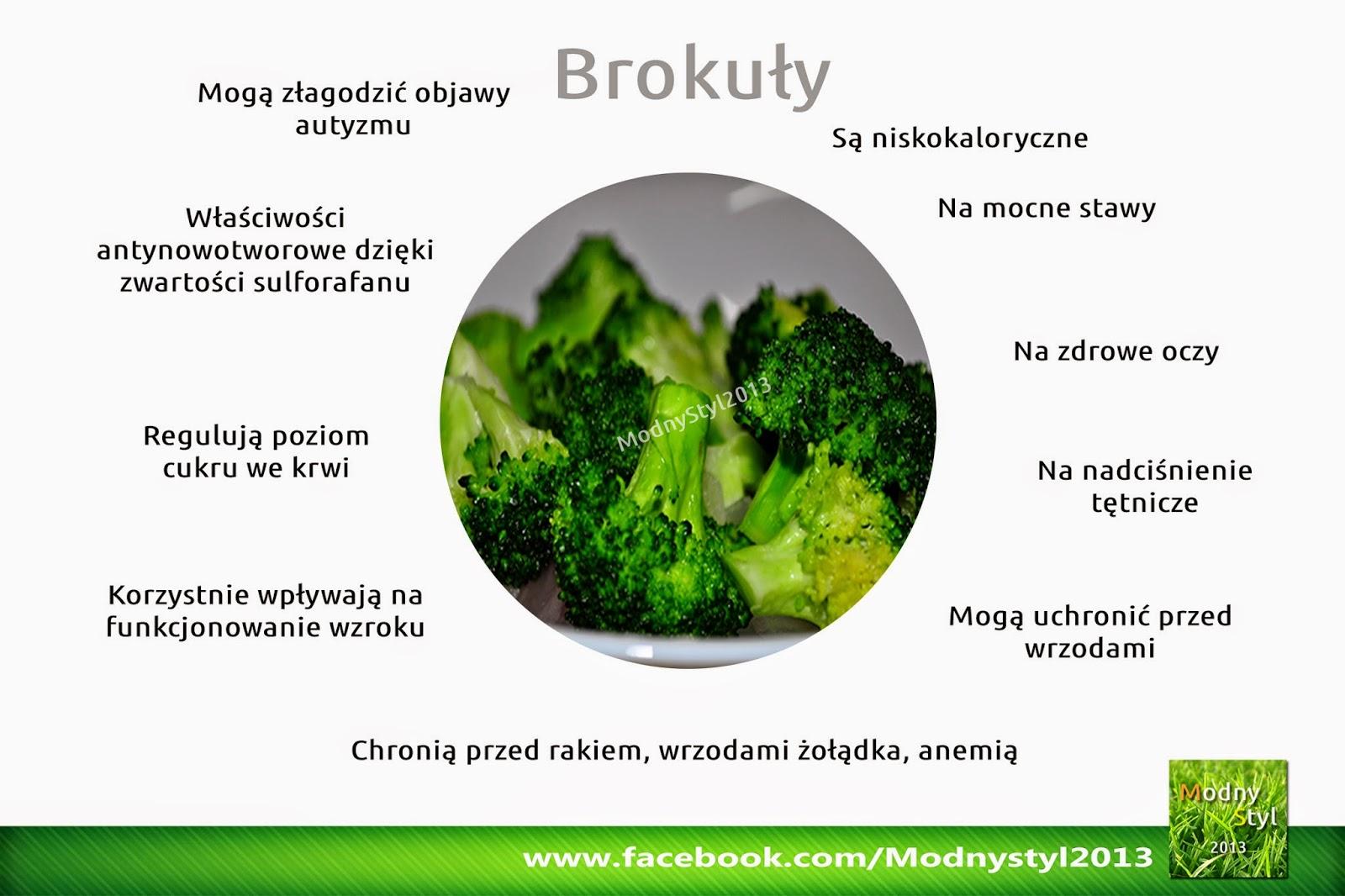 Bardzo cenny brokuł