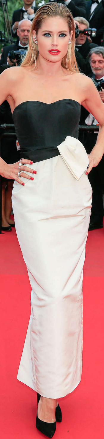Doutzen Kroes Cannes Film Festival