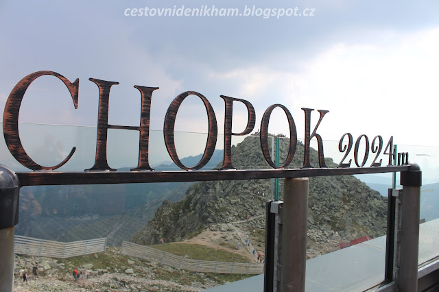 Chopok (2 024 m n. m.)