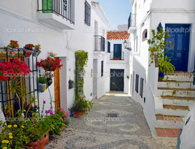 Frigiliana - Málaga, Andalusia - Spain