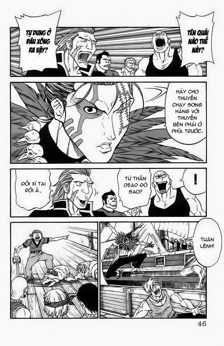 Vua Trên Biển – Coco Full Ahead chap 224 Trang 20 - Mangak.info