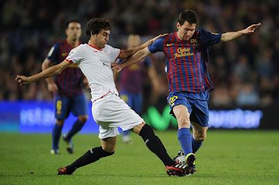 Barcelona 0 - 0 Sevilla (1)
