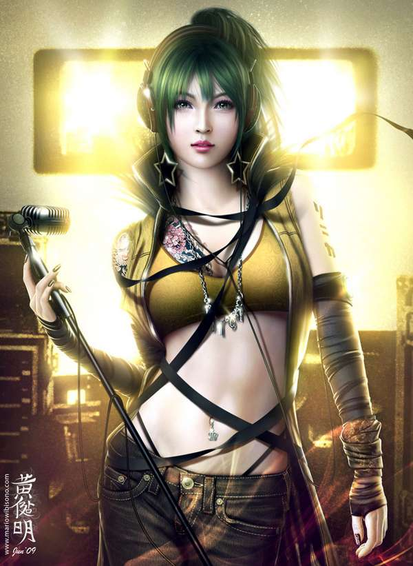 sexy digital arts girls 02