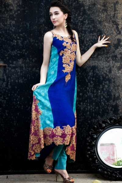 Tena Durrani Mid-Summer Collection 2014