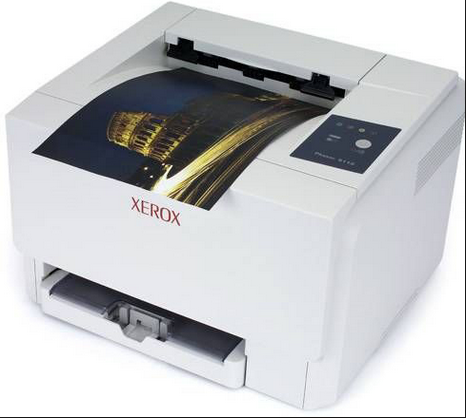 Xerox Phaser 3124 printer and Mac OS X