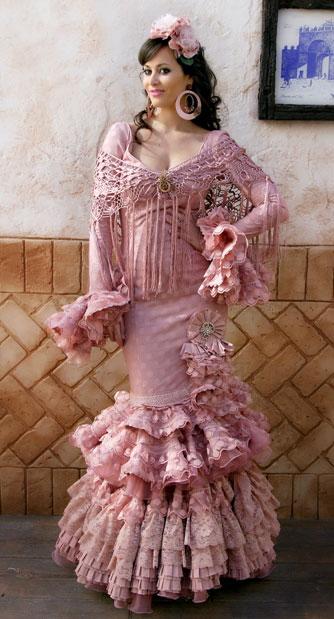 colección trajes de flamenca 2012