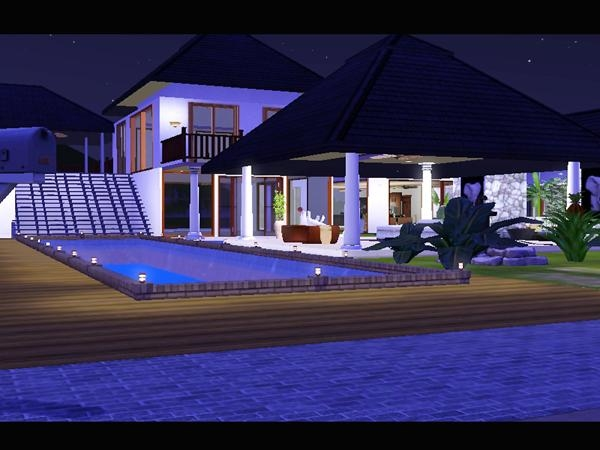 how to download a house on sims 3