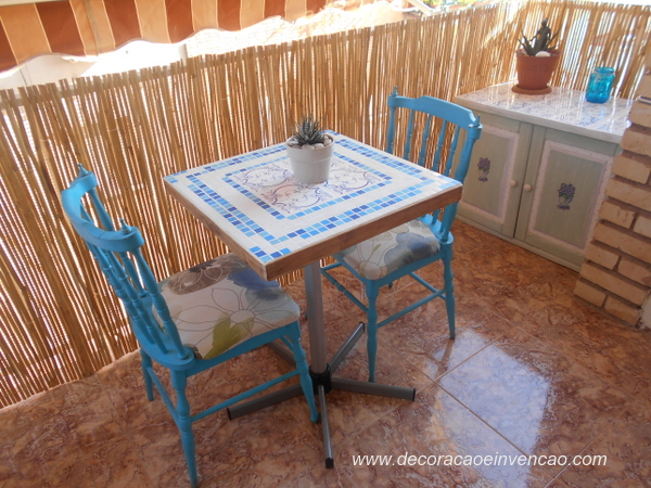 mosaico, tampo de mesa em mosaico, trabalhos em mosaico