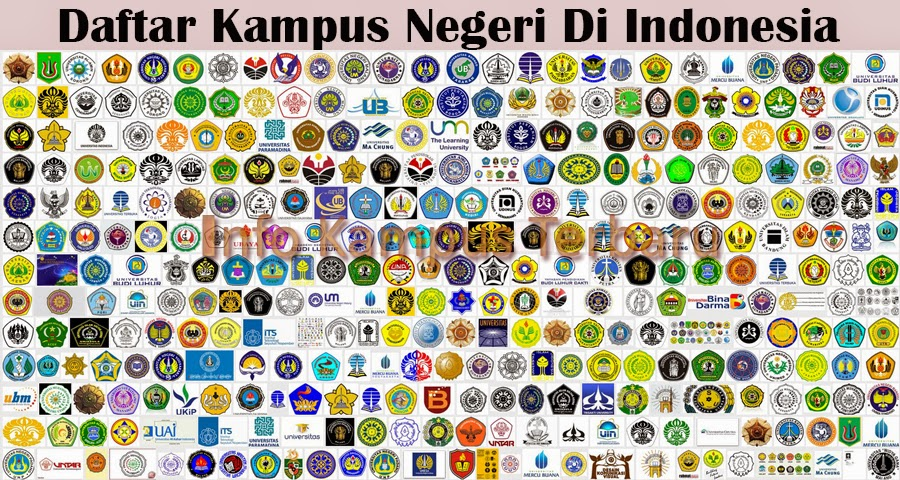 Logo Kamus Negeri Di Indonesia