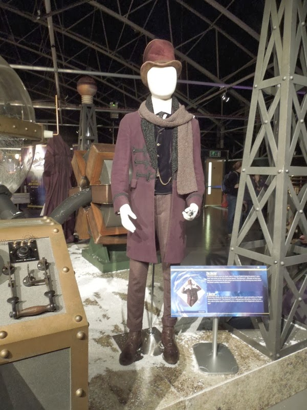 Eleventh Doctor Who Victorian costume The Snowmen