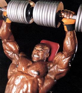 وجد عدة طرق لكى تحصل على بناء العضلات الذى ترغبه فى وقت قصير, احد هذه الطرق هو ان تستخدم وزن ثقيل خلال تمارين كمال الاجسام .