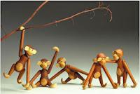 família monos de Kay Bojensen