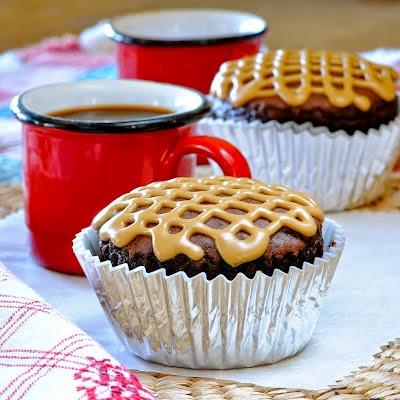 Guilt-Free Mocha Cupcakes
