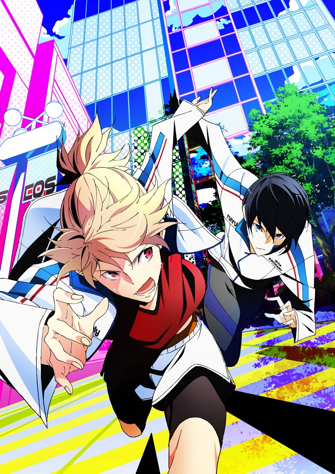 Prince of Stride Alternative reparto adicional