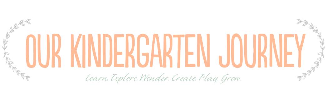 Our Kindergarten Journey