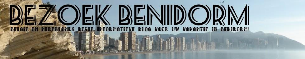 Vakantie in Spanje : Bezoek Benidorm